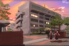 赤城-懐かしき日々の想い出