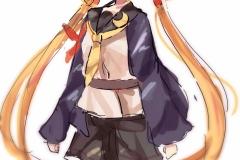 ワンドロ-皐月
