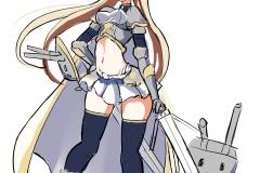 島風-ラクガキ