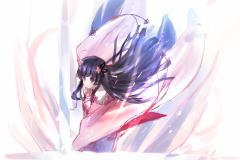 葵-桜玖耶-応援イラスト